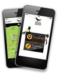 Edinburgh Zoo Mobile App