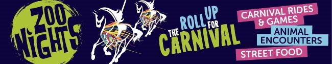 Zoo Nights 2017 - Roll up for the Carnival!