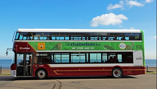 Karma Chameleon bus to come and go on Service 26 bus route