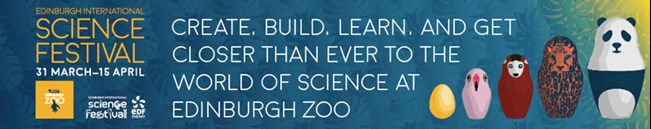 Edinburgh International Science Festival at Edinburgh Zoo
