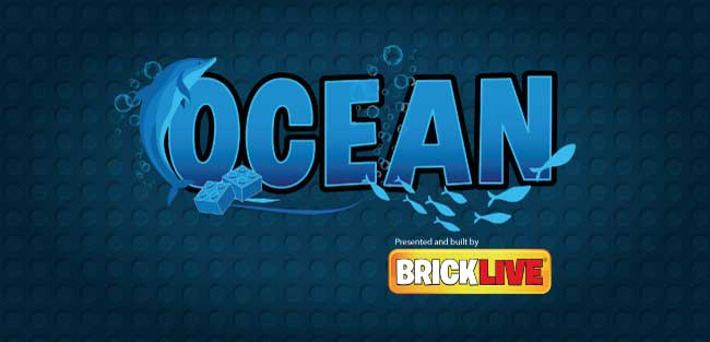 BRICKLIVE Ocean at RZSS Edinburgh Zoo - Summer 2019