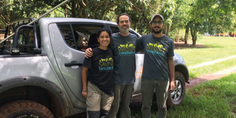Anteaters & Highways Project Team